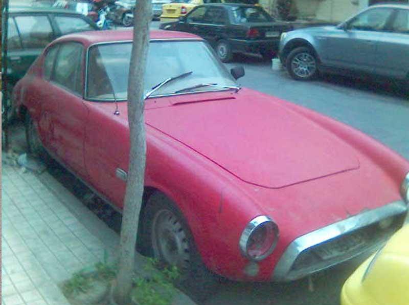 1 Ghia 1500 GT As Found