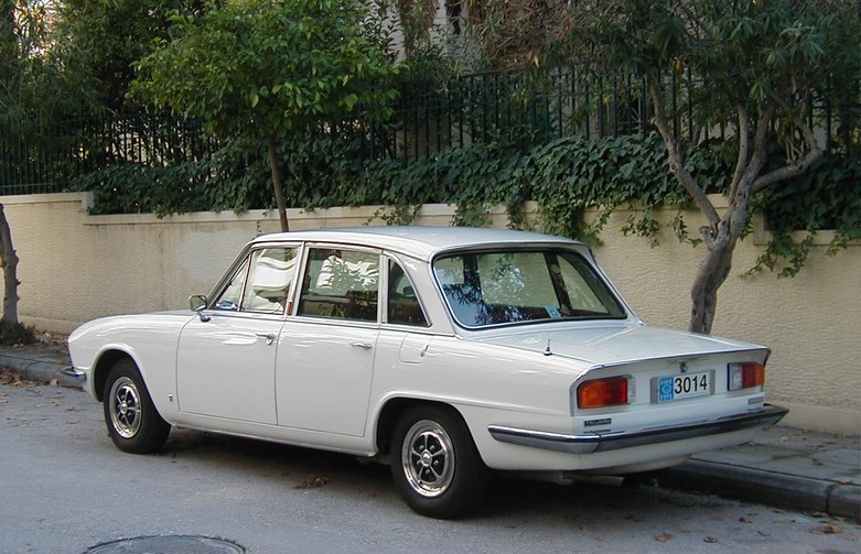 For Sale Triumph 2000 Tc 1975 Showroom Of Classic Cars