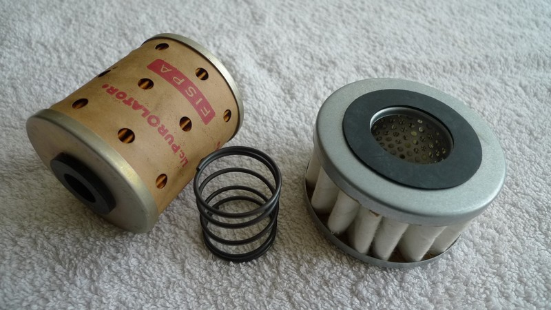 Montreal Fuel filter set1