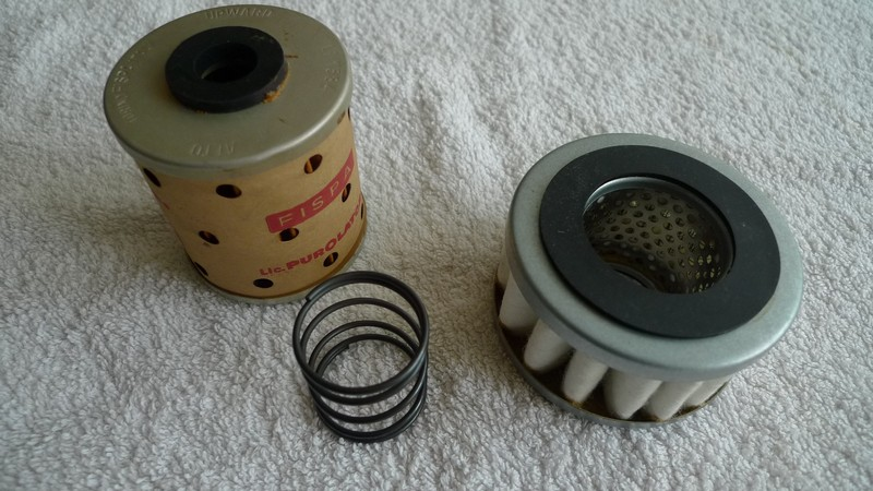 Montreal Fuel filter set2