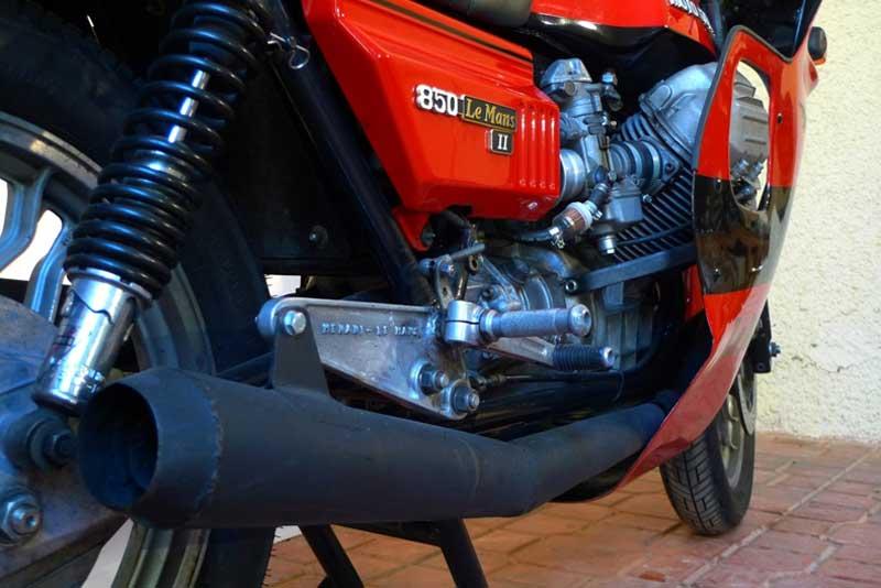 5 Motoguzzi 850LeMansII 1980
