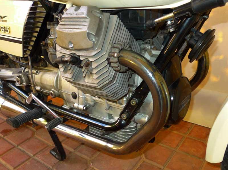 2 Motoguzzi V65 Police Florda