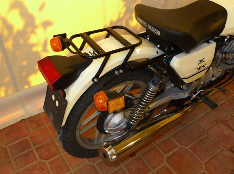 3 Motoguzzi V65 Police Florda