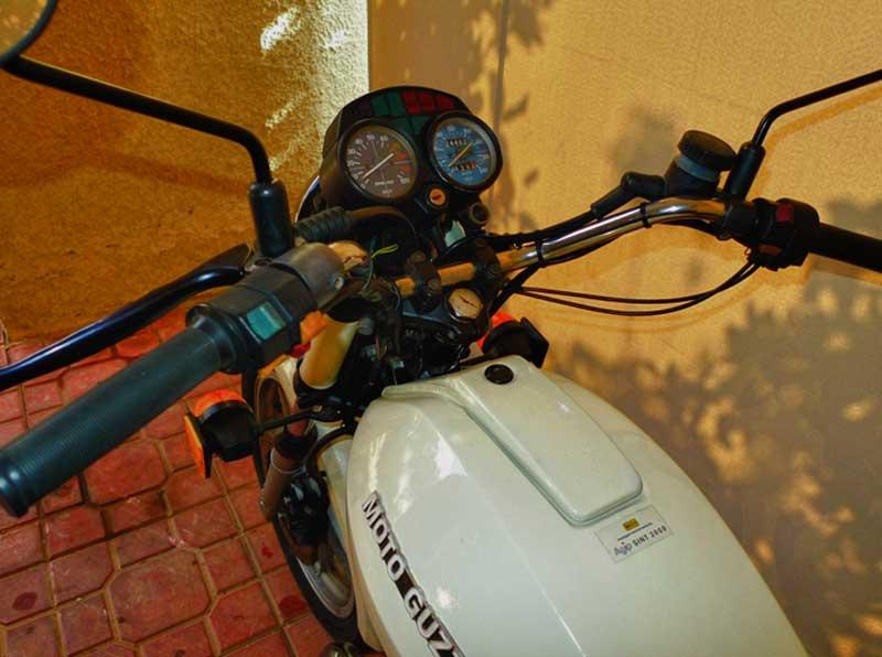 6 Motoguzzi V65 Police Florda