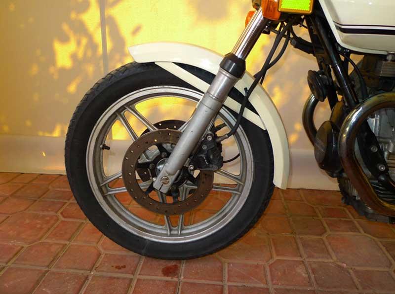 7 Motoguzzi V65 Police Florda