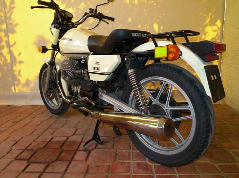 9 Motoguzzi V65 Police Florda
