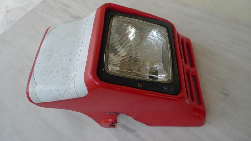 1 V65tt front fairing light