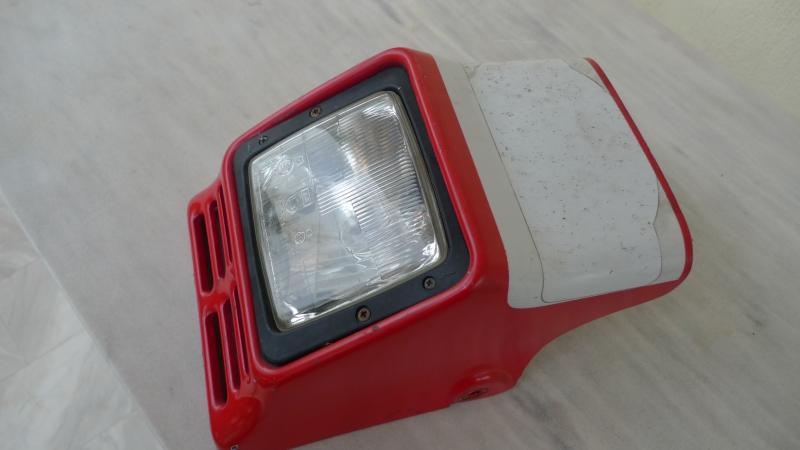 2 V65tt front fairing light