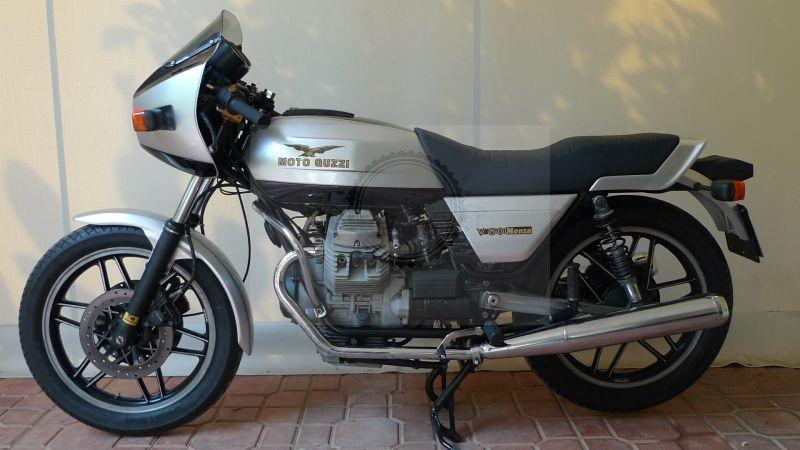 Moto Guzzi Monza For Sale