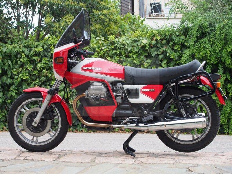 Moto Guzzi  Ts For Sale