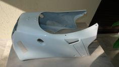 Gilera KZ 125 new NOS top fairing