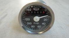 Moto Guzzi 125 TT new speedo