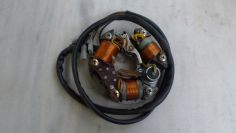 Vespa 50 V stator plate NOS