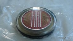 60's Fiat steering wheel center cap
