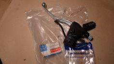 Gilera C2 125 cross clutch lever assy for sale